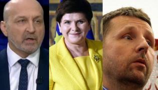 Kazimierz Marcinkiewicz, Beata Szydło, Marek Migalski