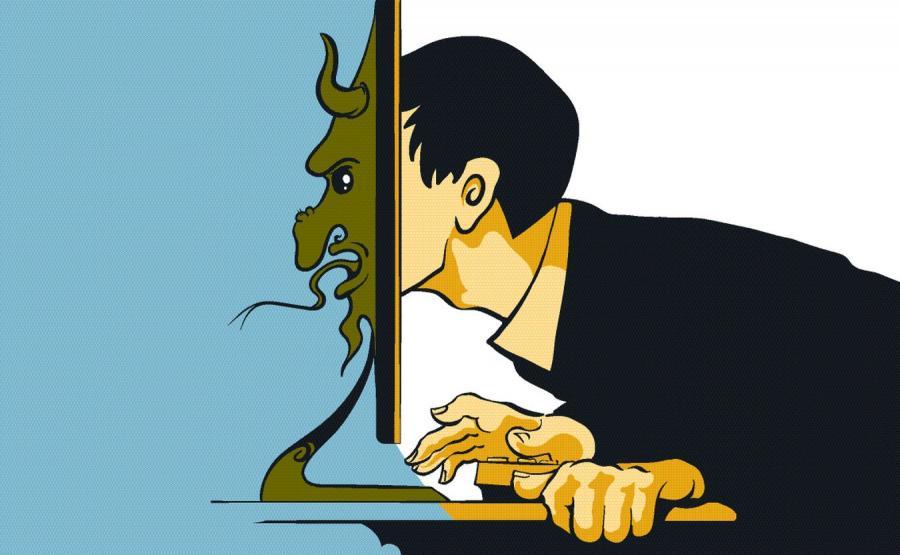 Internetowy troll