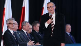 Przewodniczący powołanej przez MON podkomisji ds. ponownego zbadania katastrofy smoleńskiej dr Wacław Berczyński
