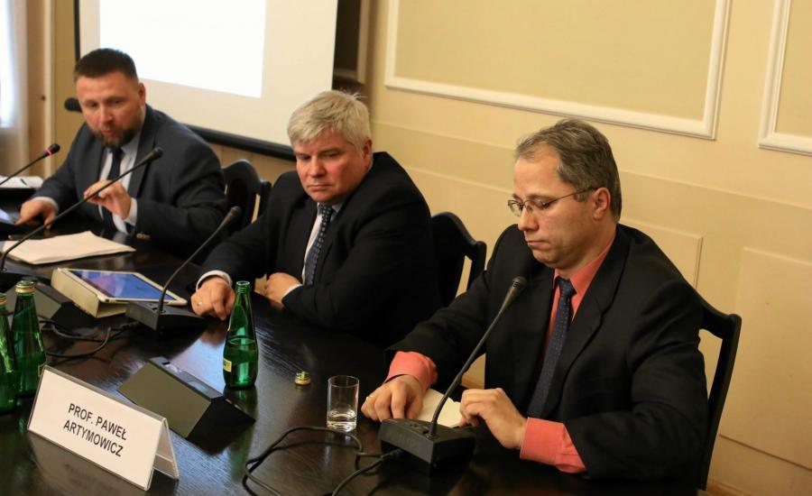 Kierwiński, Lasek i Artymowicz
