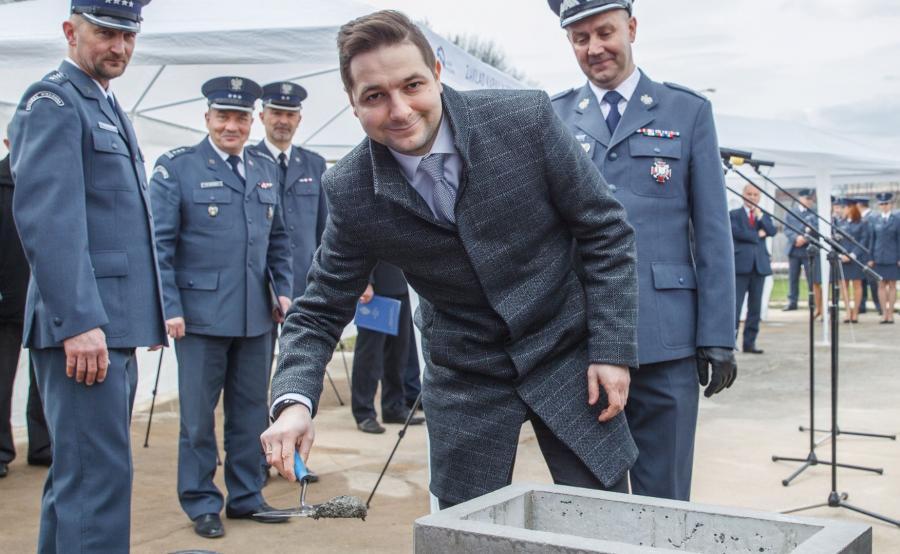 wiceminister Patryk Jaki
