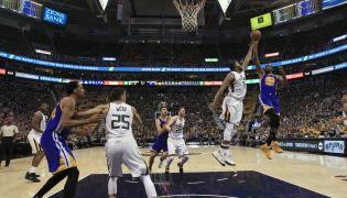 Golden State Warriors - Utah Jazz