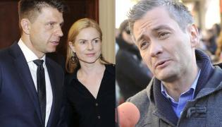 Ryszard Petru i Joanna Schmidt, Robert Biedroń