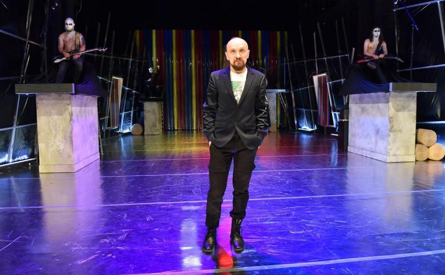 Jan Klata jest dyrektorem Starego Teatru od 2013 r.