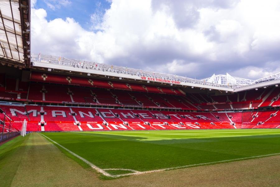 Stadion Manchesteru United, Old Trafford