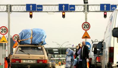 Ukraina wprowadzi wizy dla Polaków