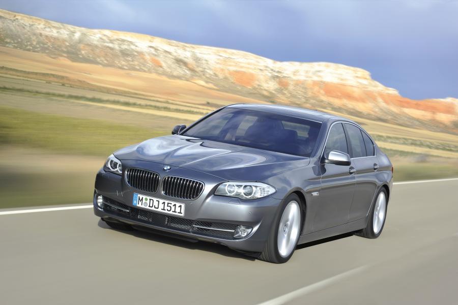 Oto jest nowe BMW serii 5. Koniec tajemnic!