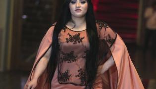 Pokaz mody Garam w Bagdadzie