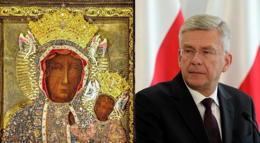 Stanisław Karczewski: Koronacja będzie wzmocnieniem naszej wiary, ale też wielkiej przyjaźni, przyjaźni Polaków i Węgrów