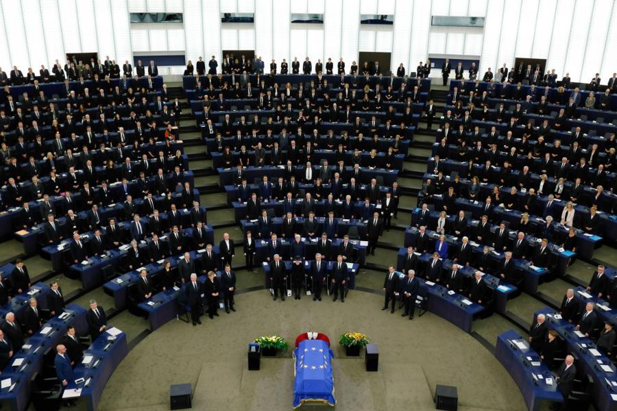 Uroczystości pogrzebowe Helmuta Kohla