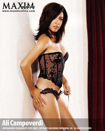 Alejandra Campoverdi zdobyła sławę pozując dla \