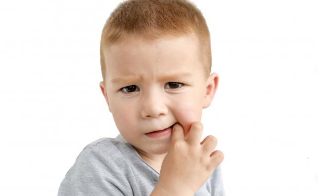Czy dziecko ma robaki?