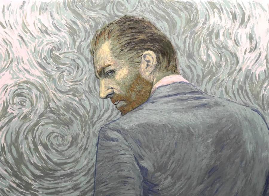 """""""Twój Vincent"""" w kinach w październiku 2017 roku"""