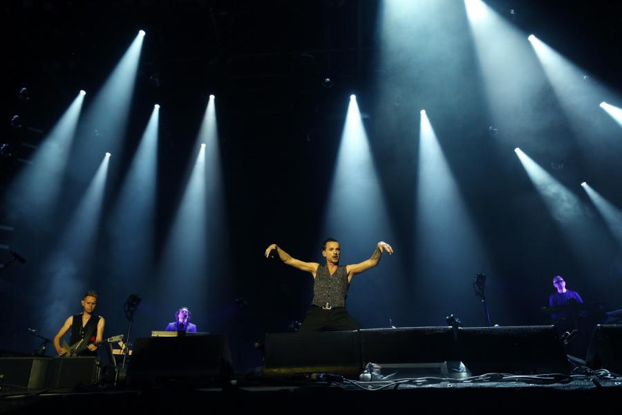 Depeche Mode w Warszawie, 21 lipca 2017 roku