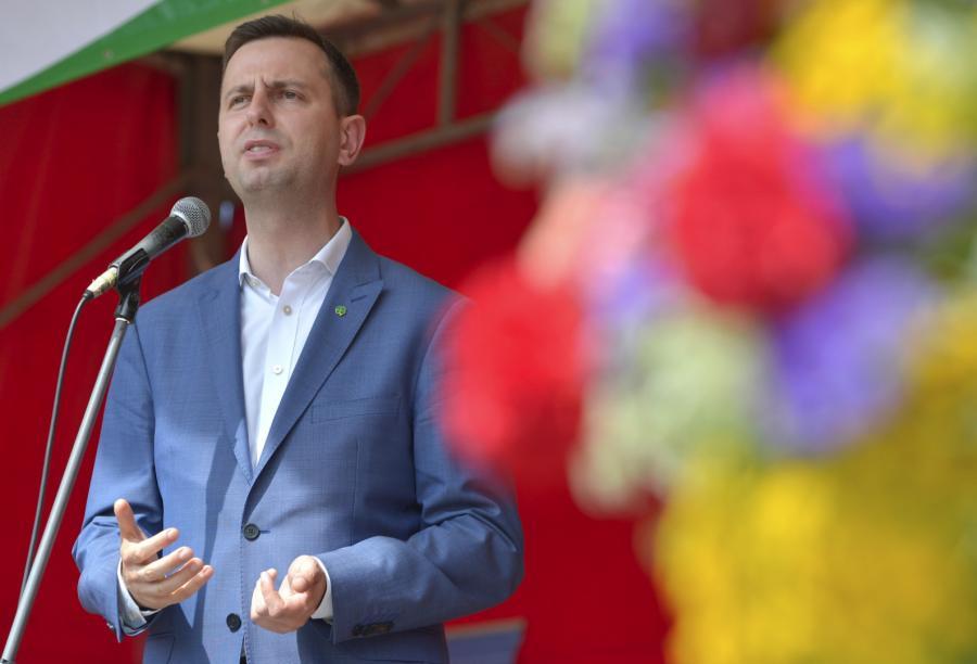 Władysław Kosiniak-Kamysz w Muninie
