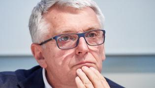 Kardiochirurg prof. Andrzej Bochenek