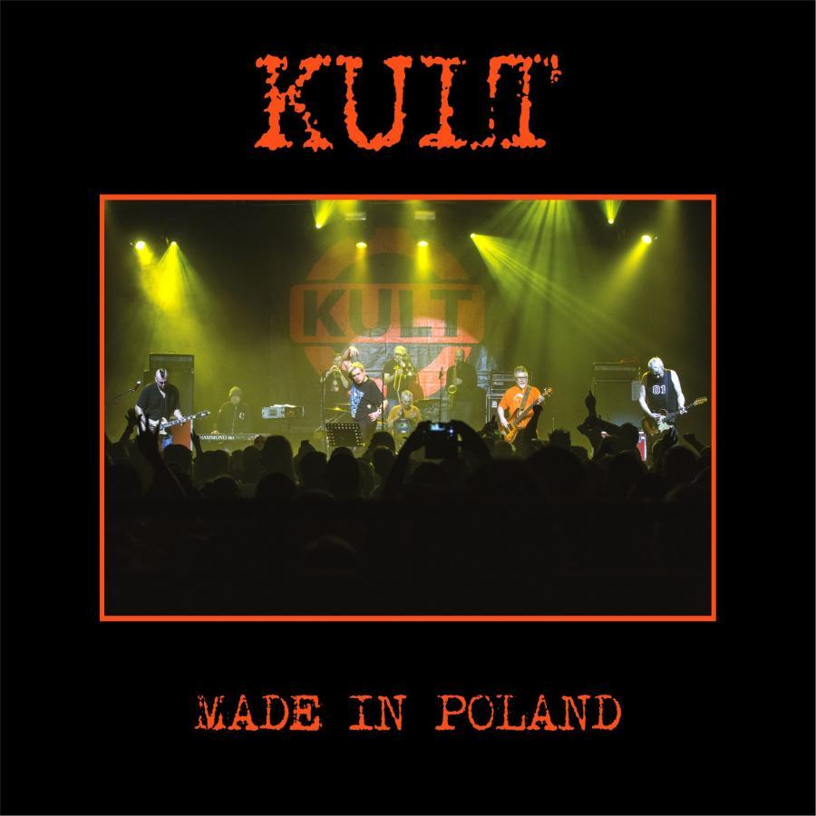 Kult - płyta \