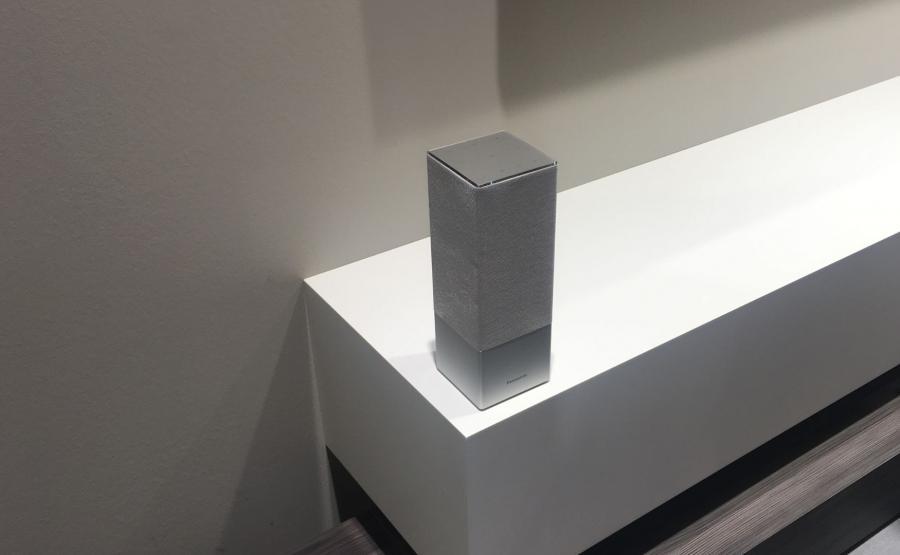 IFA - głośnik Panasonic do sterowania Alexą