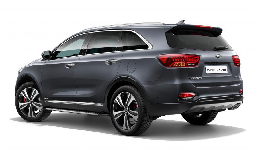 Kia Sorento może być pięcio- lub siedmioosobowym SUV-em z napędem 4x4