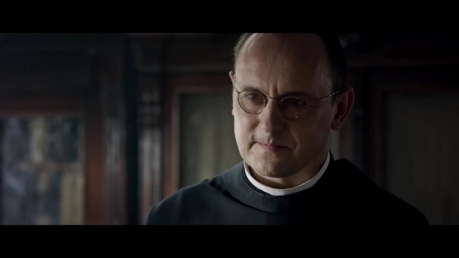 Adam Woronowicz jako ojciec Maksymilian Kolbe