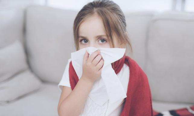 Dziecko ciągle choruje? 10 rad, by wreszcie było zdrowe