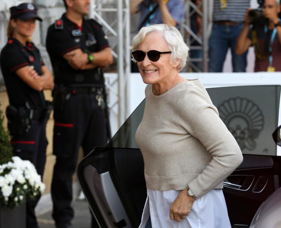 Glenn Close w San Sebastian
