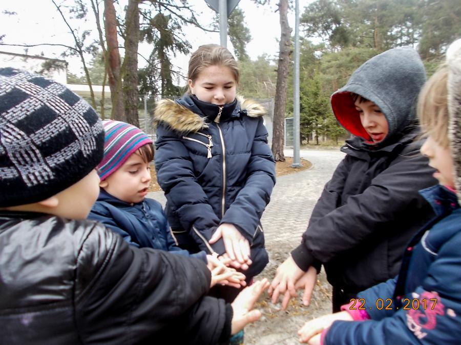 Zdjęcia zrobione przez dzieci uchodźców