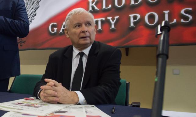 Finał pewnych napięć czy inspiracja ze strony opozycji? Kaczyński szuka przyczyny protestu rezydentów