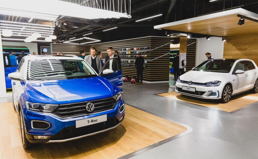 Volkswagen Home nowy sposób sprzedaży samochodów w Polsce
