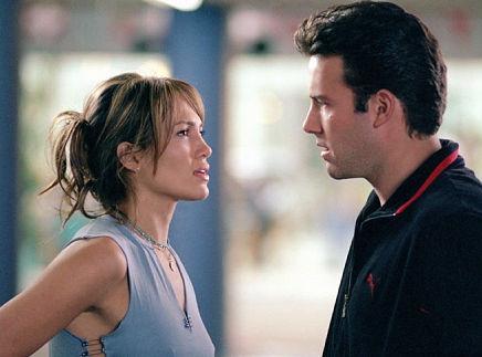 Ben Affleck nie zachwycił Jennifer Lopez?