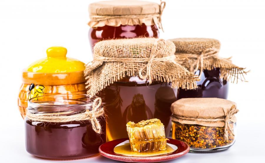 Produkty z miodu