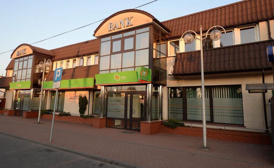 Siedziba SK Banku w Wołominie