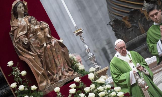 Papież Franciszek: Obojętność wobec ubogich to wielki grzech