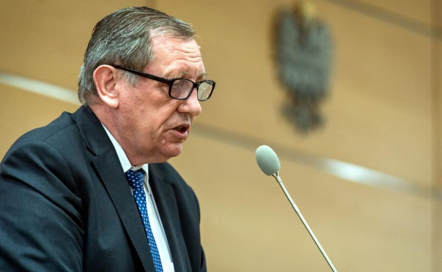 Minister Jan Szyszko