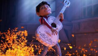 """Miguel, główny bohater """"Coco"""""""