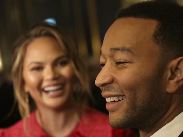 John Legend i Chrissy Teigen