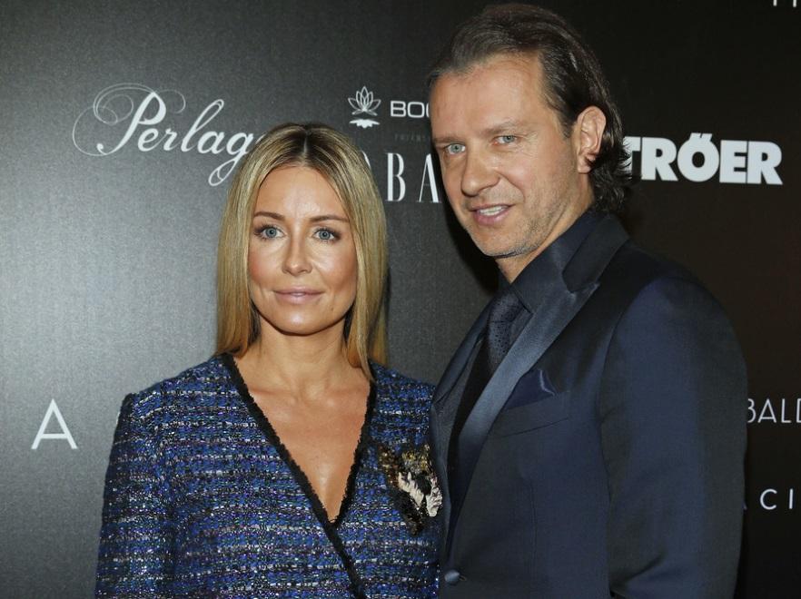 Małgorzata Roznek-Majdan i Radosław Majdan