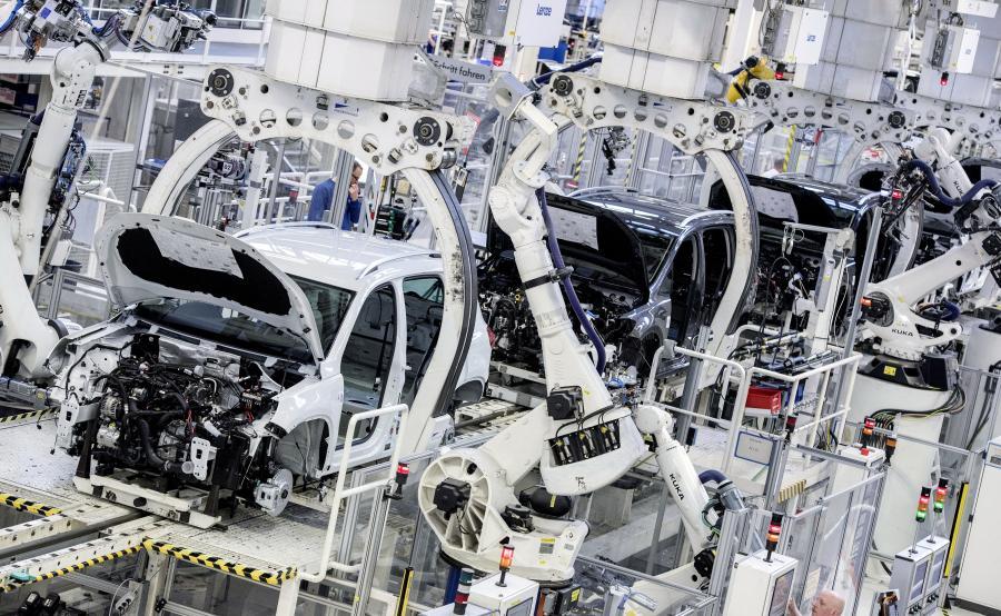 Volkswagen wyprodukował 6 mln samochodów