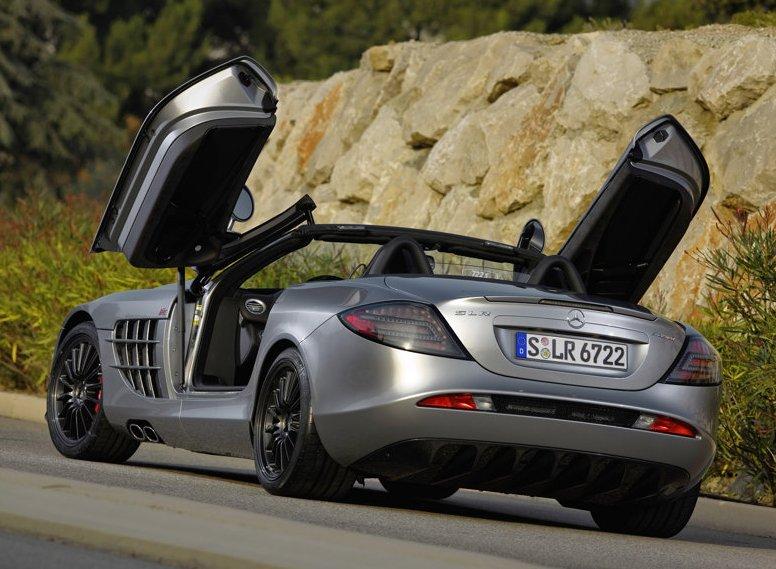 Ostatni Mercedes SLR w Polsce! Złapiesz go?