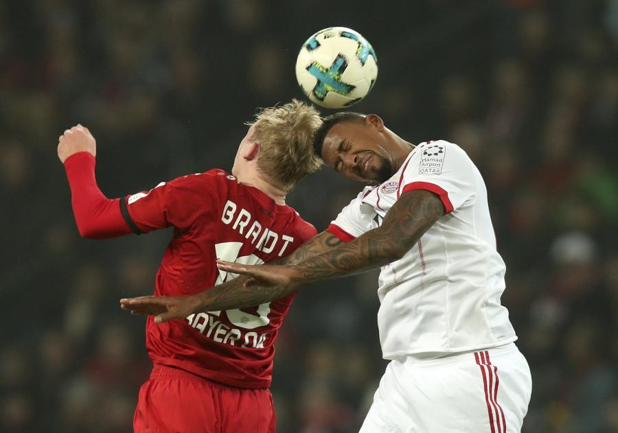 Julian Brandt i Jerome Boateng
