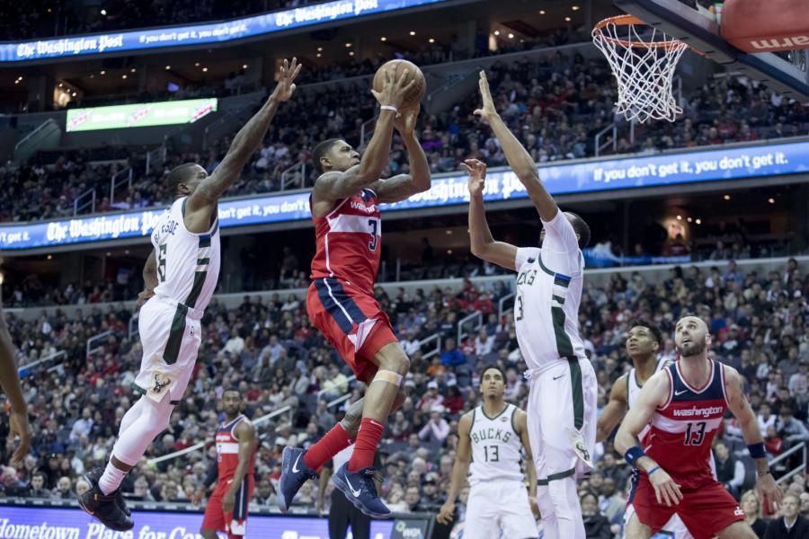 Washington Wizards - Milwaukee Bucks