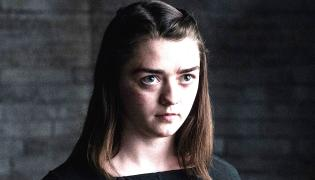 Arya Stark, czyli w cywilu Maisie Williams
