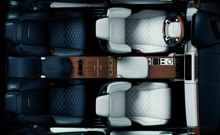Range Rover SV Coupe, czyli ręczna robota
