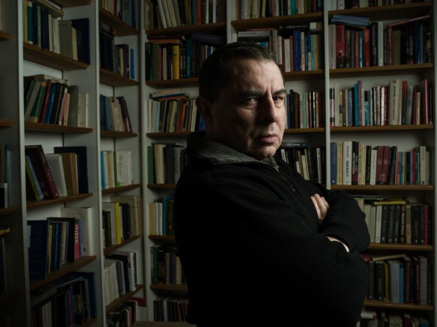 Bronisław Wildstein, fot. Darek Golik