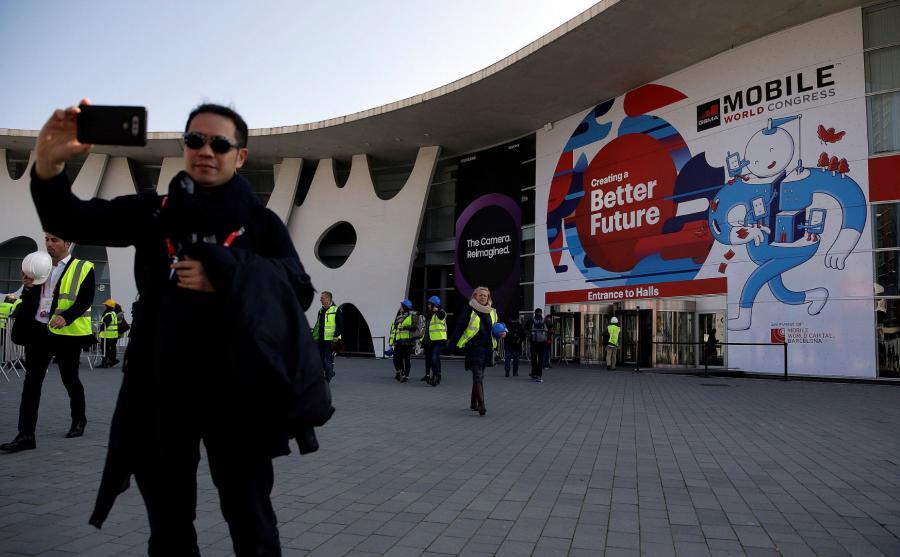 Mobile World Congress w Barcelonie