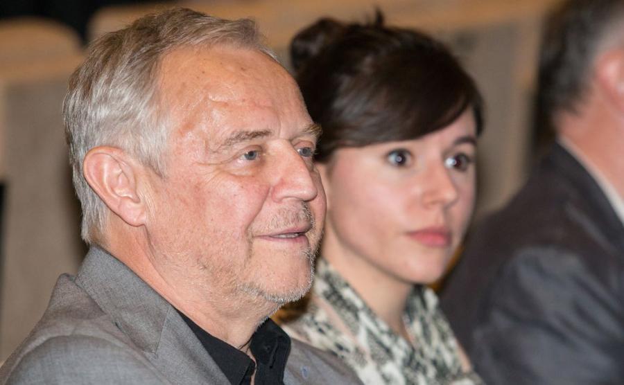 Marek Kondrat, Antonina Turnau