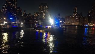 Katastrofa śmigłowca w Nowym Jorku