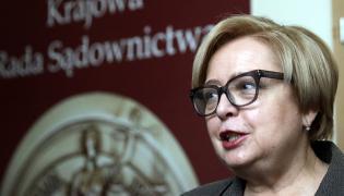 I prezes SN Małgorzata Gersdorf