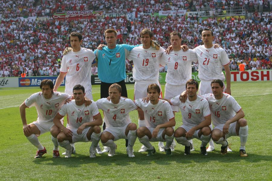 Reprezentacja Polski na mundialu 2006
