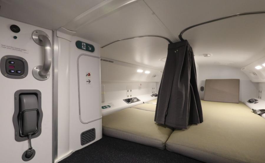 Kabina odpoczynku pilotów